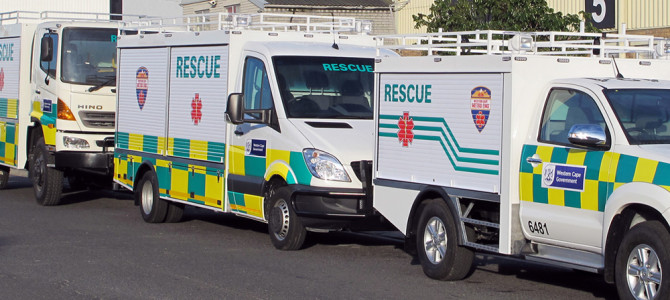 A Rescue Vehicle to Suit Every Need