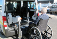 AVE WHEELCHAIR ACCESS IN THE NEWS